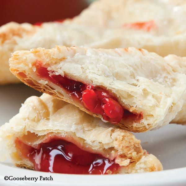 Quick Cherry Turnovers Recipes — Dishmaps
