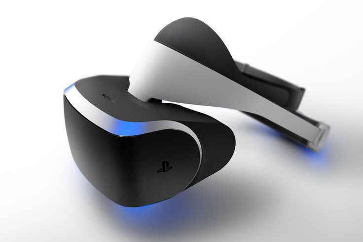 Sony reveals Project Morpheus:virtual reality technology on the PlayStation 4