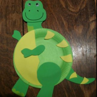 Dd is for dinosaur