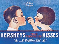 Milton Hershey was to chocolate as Henry Ford was to the auto. #Vintage #ChocolateAddict