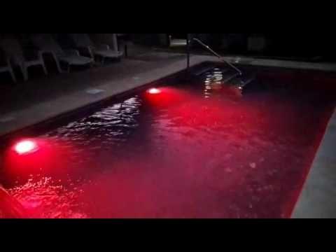 M s de 25 ideas incre bles sobre focos para piscinas en for Focos piscina led colores