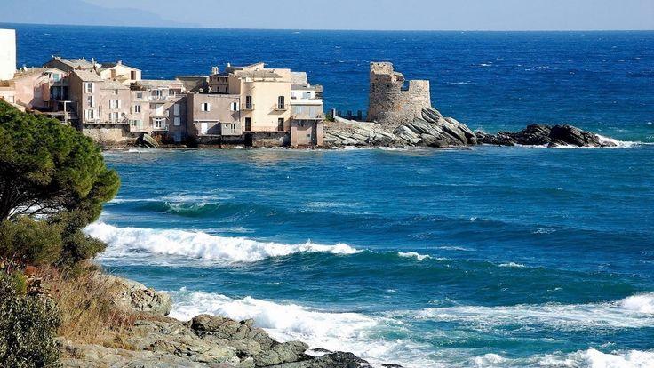 Corsica - Capicorsu - Cap Corse - Marine d'Erbalunga