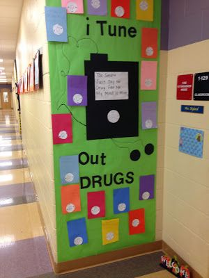 17 Best Images About Say No To Drugs Door Posters On