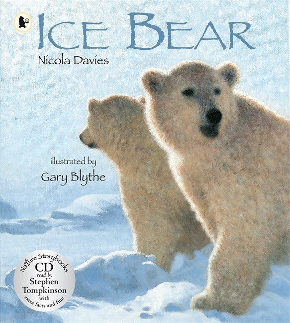 Ice Bear: Paperback with CD / BookLodge Price US$9.90 / HK$77 / Huge, magnificent, alone, a white bear moves through the frozen Arctic. Powerful hunter, tender mother and gentle playmate - she shares this land of ice and snow with the Inuit people, who watch and learn from her. Come on an unforgettable journey into the world of the polar bear... / Available @ www.BOOKLODGE.com - Lowest Priced Chinese and English Online Bookstore!