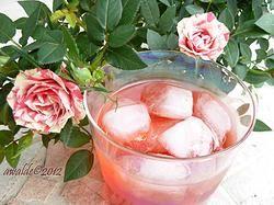 Lebanese Rose Drink (Sharab Ward)