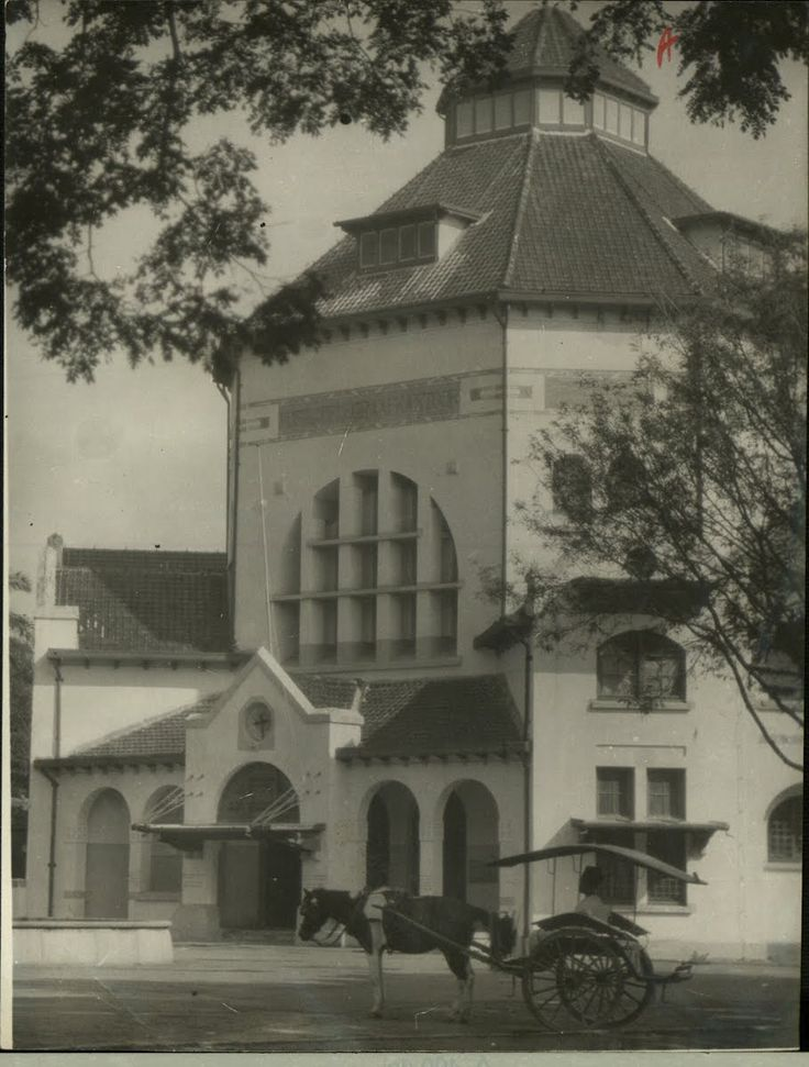 Dutch East Indies Sumatra Padang