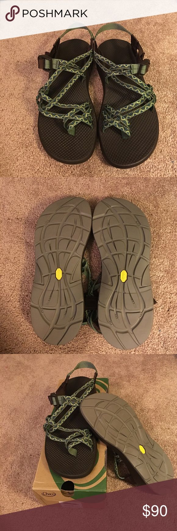 Women's Chaco Sandals Brand New....Never Worn....Women's Chaco Sandals...Shoes in the box...MAKE AN OFFER... Chacos Shoes Sandals