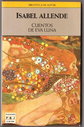 """Isabel Allende """"Cuentos de Eva Luna"""" Spanish Edition Libro en Español"""