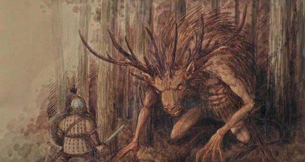 Bies i Czart, przedchrześcijańskie diabły