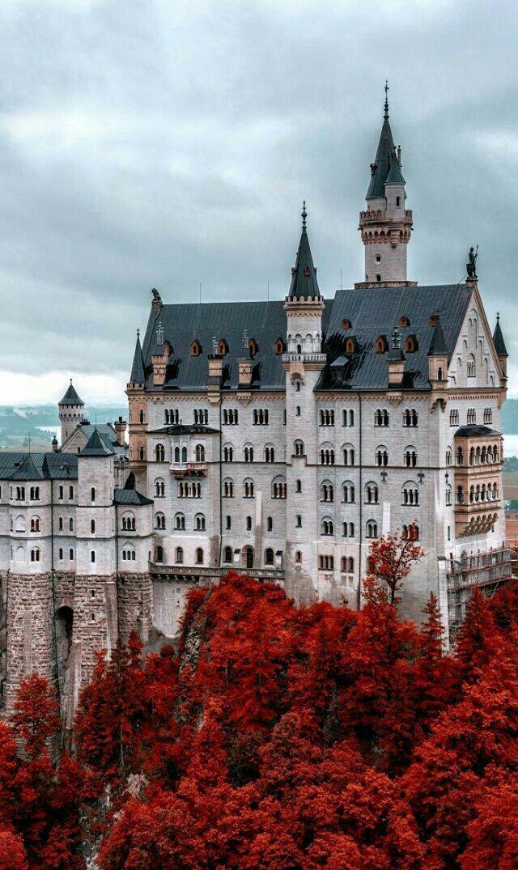 فى عصر ما زمان ما فى إحدى الممالك الكبيره كان هناك عائلتان من أشهر Fanfiction Fanfiction Amreading Books Wa Neuschwanstein Castle Germany Castles Castle
