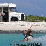Bonaire Fun Drive & Kite Paket