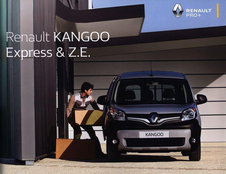 https://flic.kr/p/MFrHcg | Renault Kangoo Express & Z.E. 2016_1