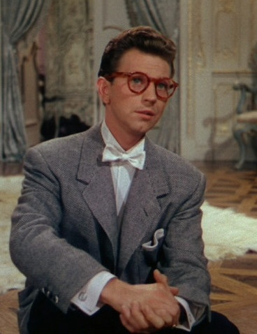 Donald O'Connor was the first hipster (and I love him).... Glasses just like Levan has!