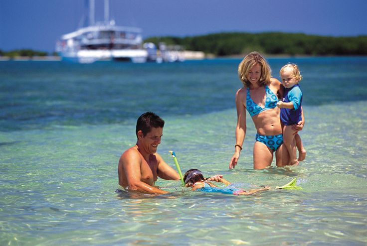 Palm Cove - Fun for Families package Just $ 2,060 per family  Call Us 1300 731 620 or Vist http://www.fnqapartments.com/package-palm-cove-couples-escape/area-palm-cove/  #PalmCoveHolidayPackage