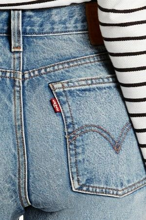Les derniers jeans pour jouer la frime en denim - Journal des Femmes