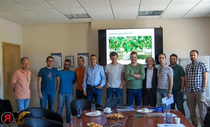 Advanced Hydroponic Young Plants Propagation Process - IRTC Seminar HMATHIA 18/05/2016 | The DKG GROUP Calendar
