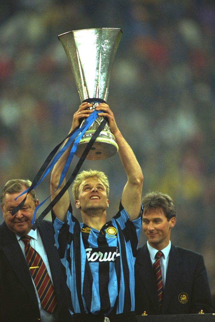 Dennis Bergkamp - Inter