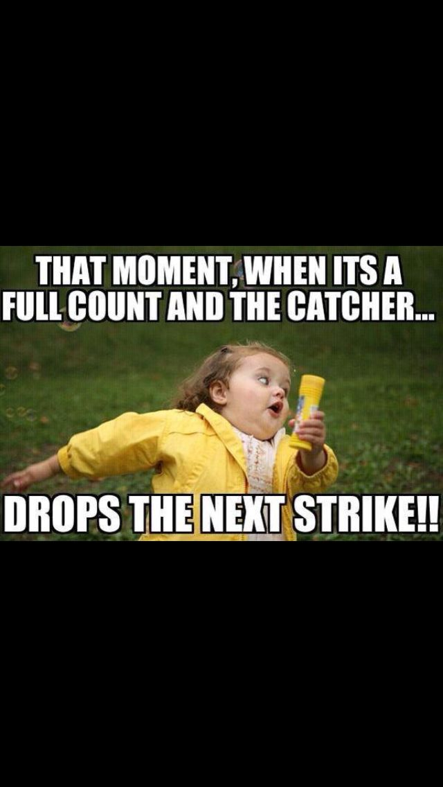 LOL!  @bellathepringle @samstarr5 And all my other softball girls.  ;)