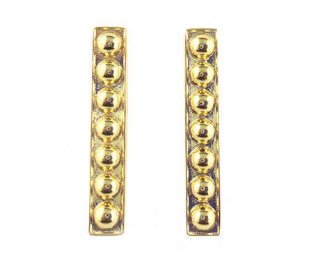 Dame Bar Earrings