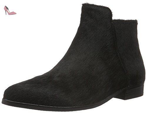 Giudecca JYCX15PR100-1, Damen Chelsea Boots, Schwarz (Black), 39 EU