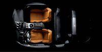 2007 Nissan 350Z, aerial view, interior, manufacturer