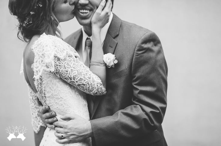 WEDDING PIX! this pose >>> wedding photos ... Photography ... Bride and groom ... Bridals ... Happy couple ... Lace wedding gown ... Rustic glamorous, vintage glamor, country elegance, shabby chic, whimsical, boho, best day ever