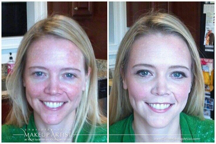49 Best Makeup Before And After  Natural Wedding Makeup -7717