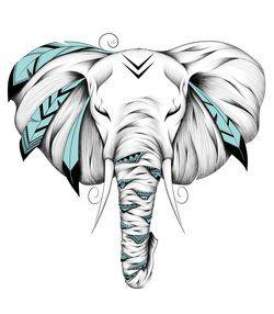 Thumb poetic elephant