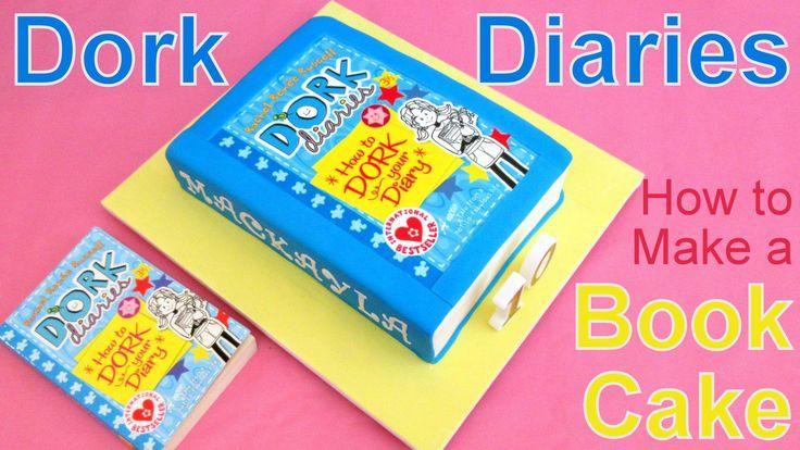 Easy Cake Decoration Ebook : 25+ best Diary book ideas on Pinterest