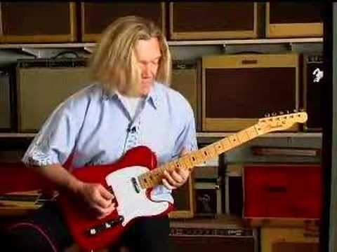 Amazing! Fender 1949/1951 Telecaster Broadcaster Nocaster Vintage Guitar / Prototype - YouTube