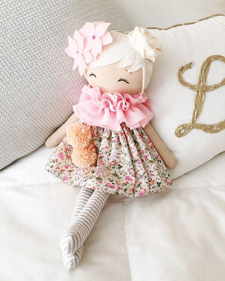 "331 Likes, 7 Comments - SpunCandy Dolls ~ Omaha, NE (@spuncandydolls) on Instagram: ""THE prettiest custom order having her picture taken today  Love her soft colors. #spuncandydolls…"""