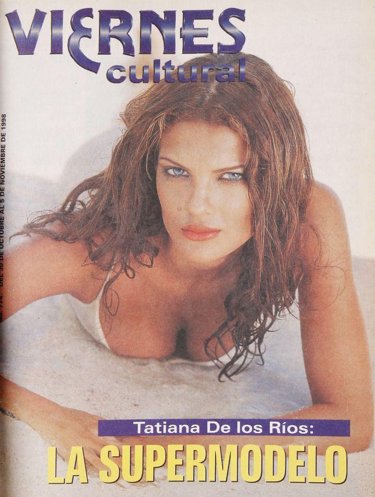 Tatiana de los Ríos en la #RevistaViernes30Años.
