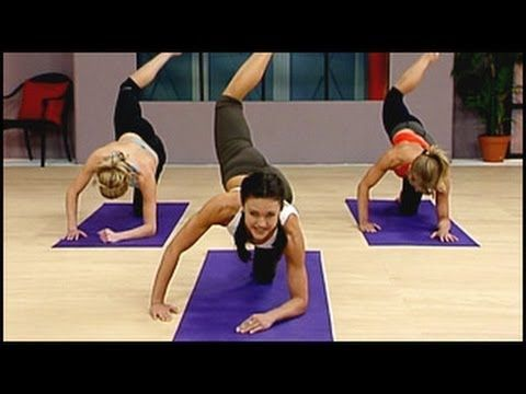 Lower Body Shred Workout is an intense 14 minute power workout that is designed to shape the lower half by targeting all of the muscles of the hips, thighs, legs, buns, and abdominals