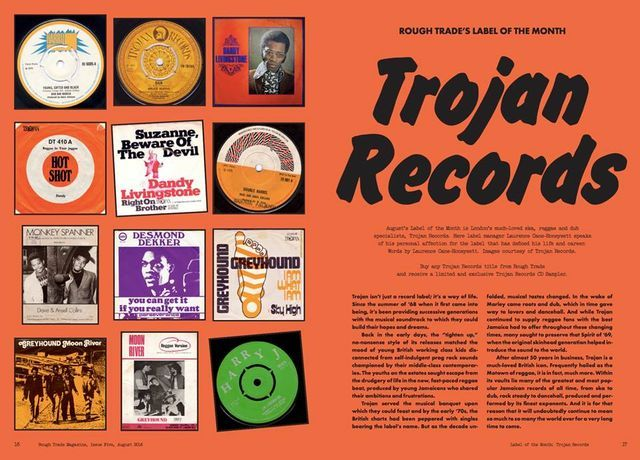 17 Best Images About Trojan Records On Pinterest Boss