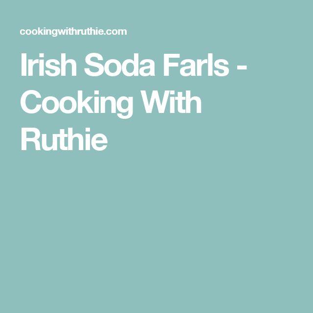 Irish Soda Farls - Cooking With Ruthie