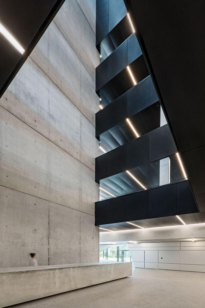 Gallery of Doppelmayr Headquarters / AllesWirdGut Architektur - 14