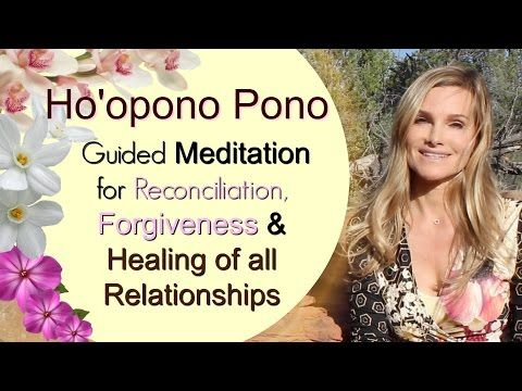 Ho'opono pono Meditation Hi, my name is Sandra Rolus and I am a transformational coach & healer based in Sedona, Arizona I love inspirational quotes …