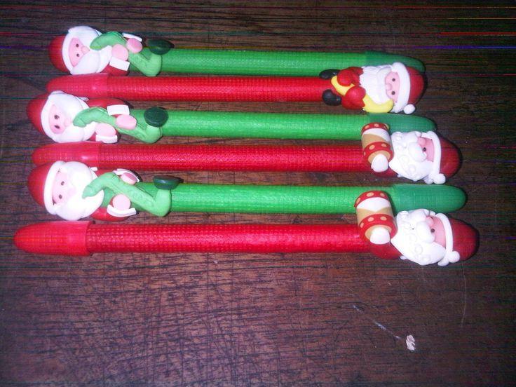 Pulpen Santa class Cocok untuk souvenir, hadiah, seminar perayaan Natal anda  Ayo di order segera hubungi saya di  (021) 9299 8066 & 081808064176 dengan ibu aleng Pin bb : 22193E05 Email : zero.promosi@yahoo.com