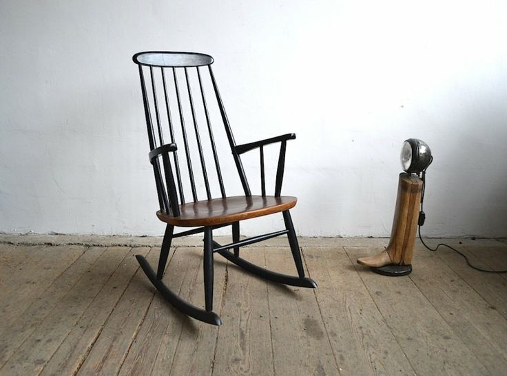 Rocking chair in the style of Tapiovaara | artKRAFT - Furniture&Design