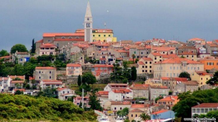 Der schönste Ort Vrsar in Kroatien Weitere interessante Informationen über Kroatien und nicht nur auf http://www.e-kroatien.de/istrien/vrsar