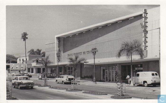 El Sears de Barranquilla