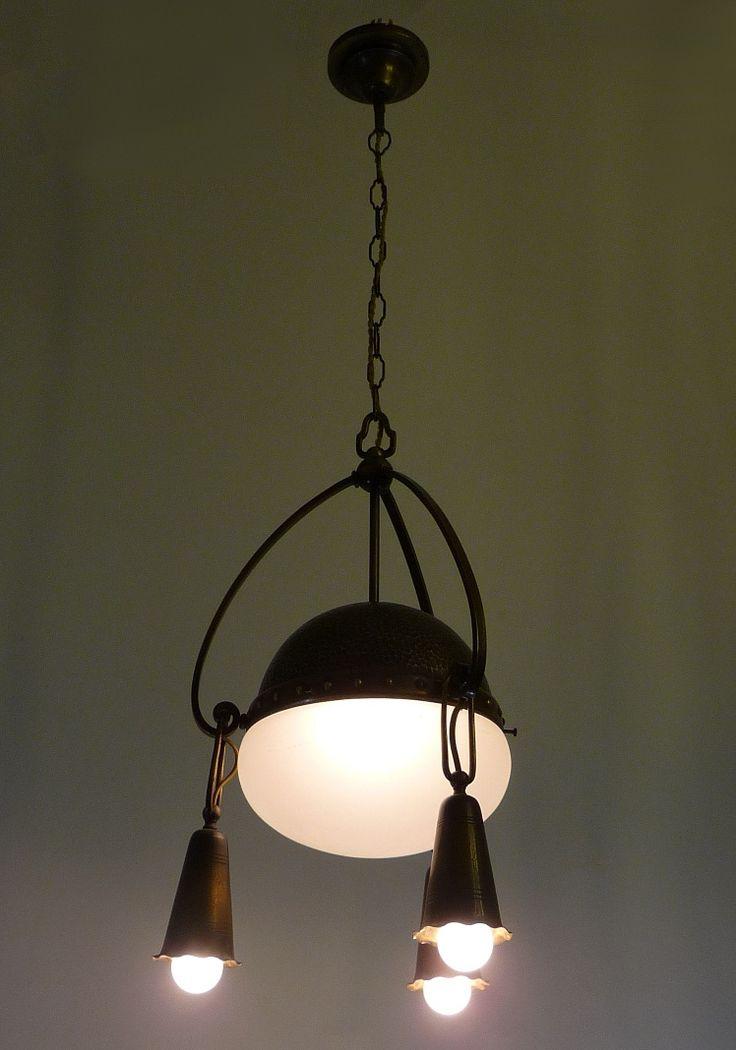 Beautiful Die besten Alte lampen Ideen auf Pinterest Gartenleuchten Garten stehlampe und Ikea stehlampe