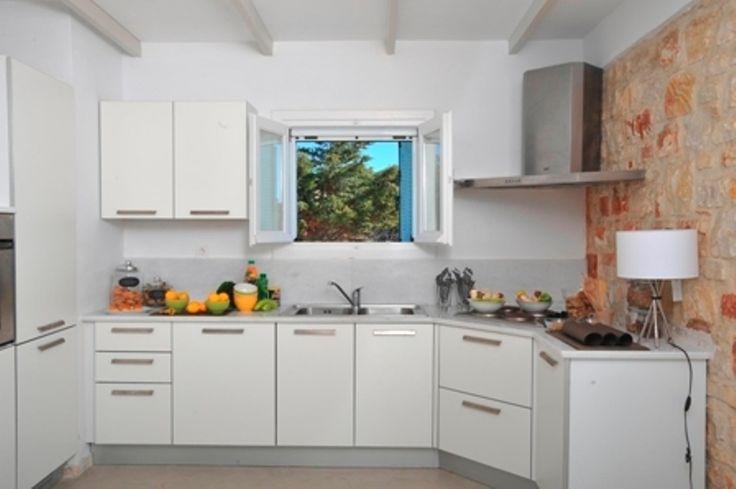 Villas Main Kitchen