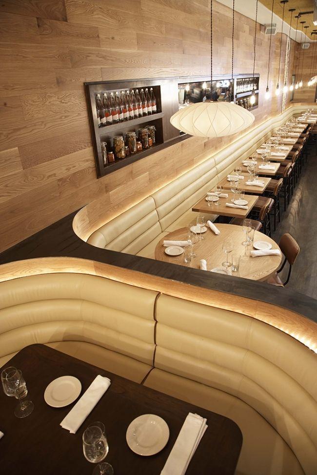Meyer Davis — Boqueria // restaurant