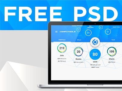 oncept Design FREE PSD BACKGROUND by Computools
