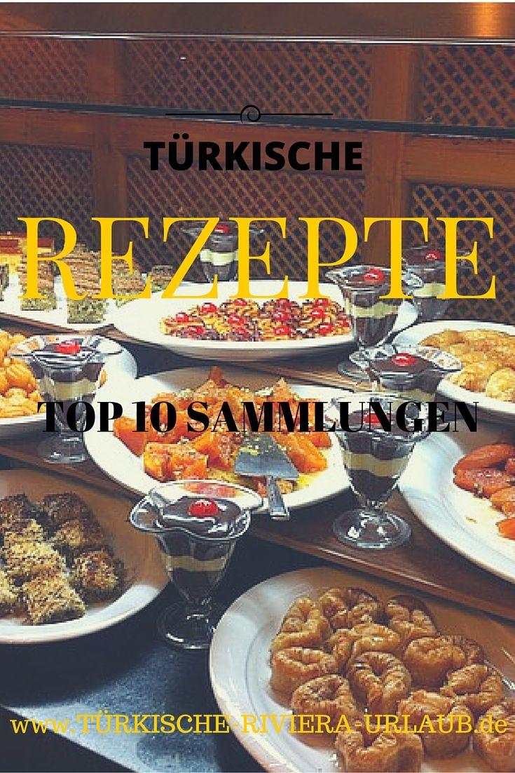 Die 10 Sammlungen Türkischer Rezepte in einem Artikel. Schau dir jetzt hunderte Rezeptvorschläge an! #Rezepte #Türkei