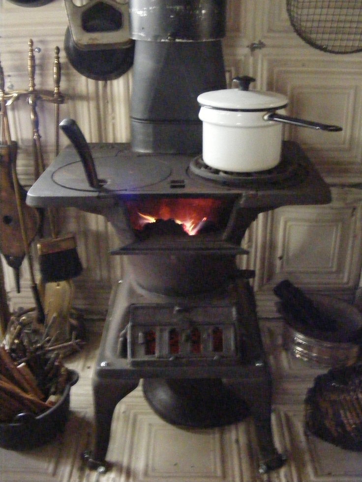 how to make a small stove