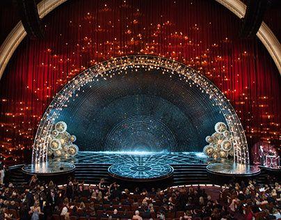 87th Academy Awards® · Stage DesignSet DesignAcademy AwardsEvent Ideas TheatreEnvironment
