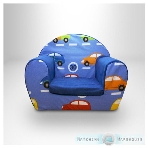 Kids-Childrens-Comfy-Soft-Foam-Chair-Toddlers-Armchair-Seat-Nursery-Baby-Sofa