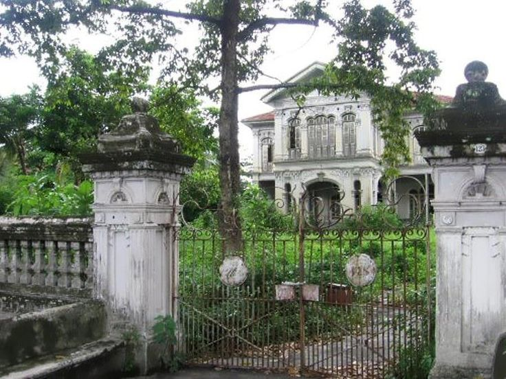 Abandoned mansion penang malaysia forgotten abandoned for Classic house kl